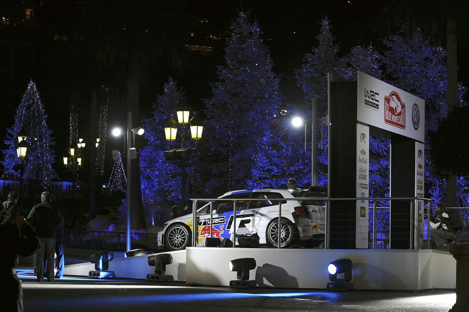 Rally, Car Launch, Monaco