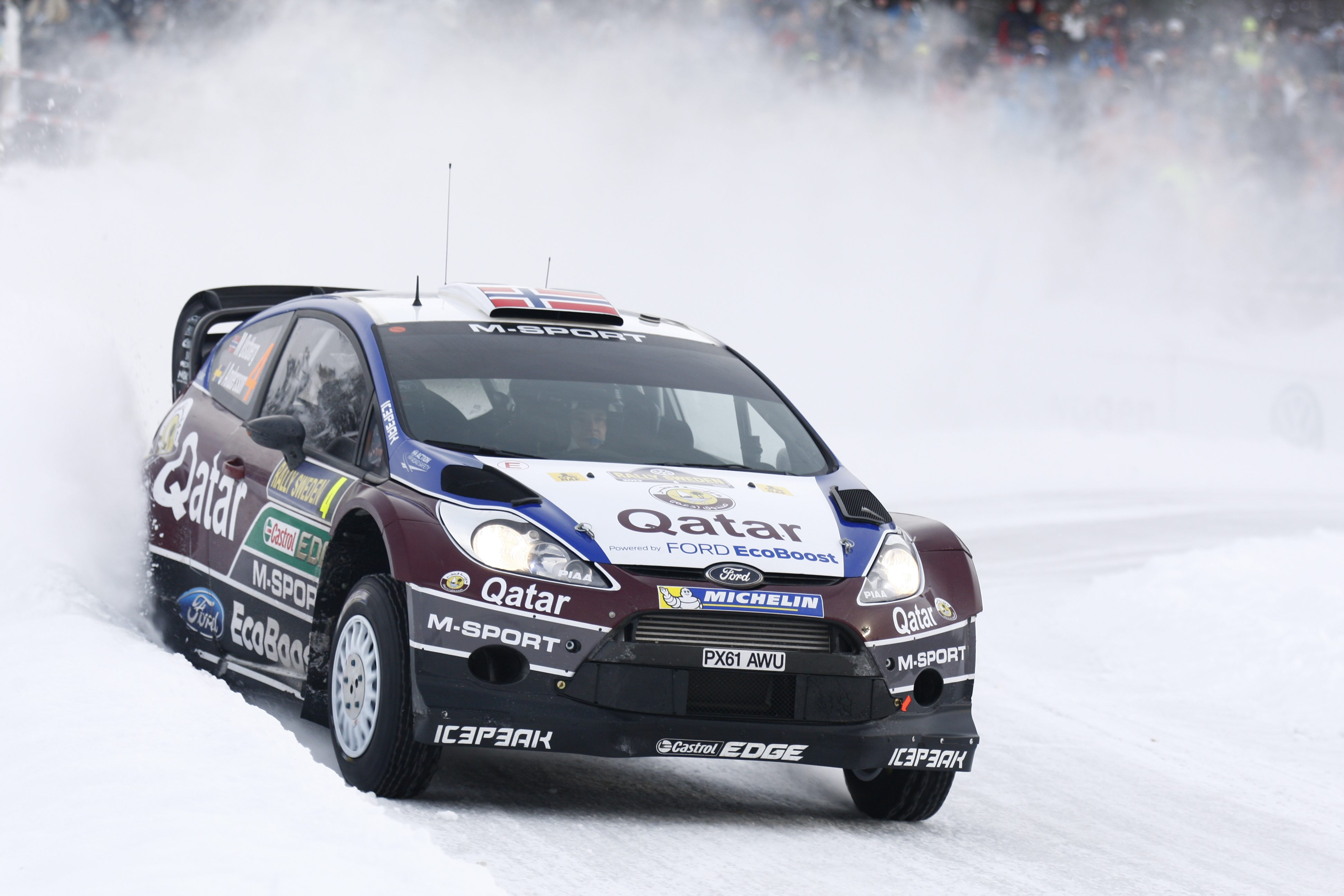 2013 Rally Sweden