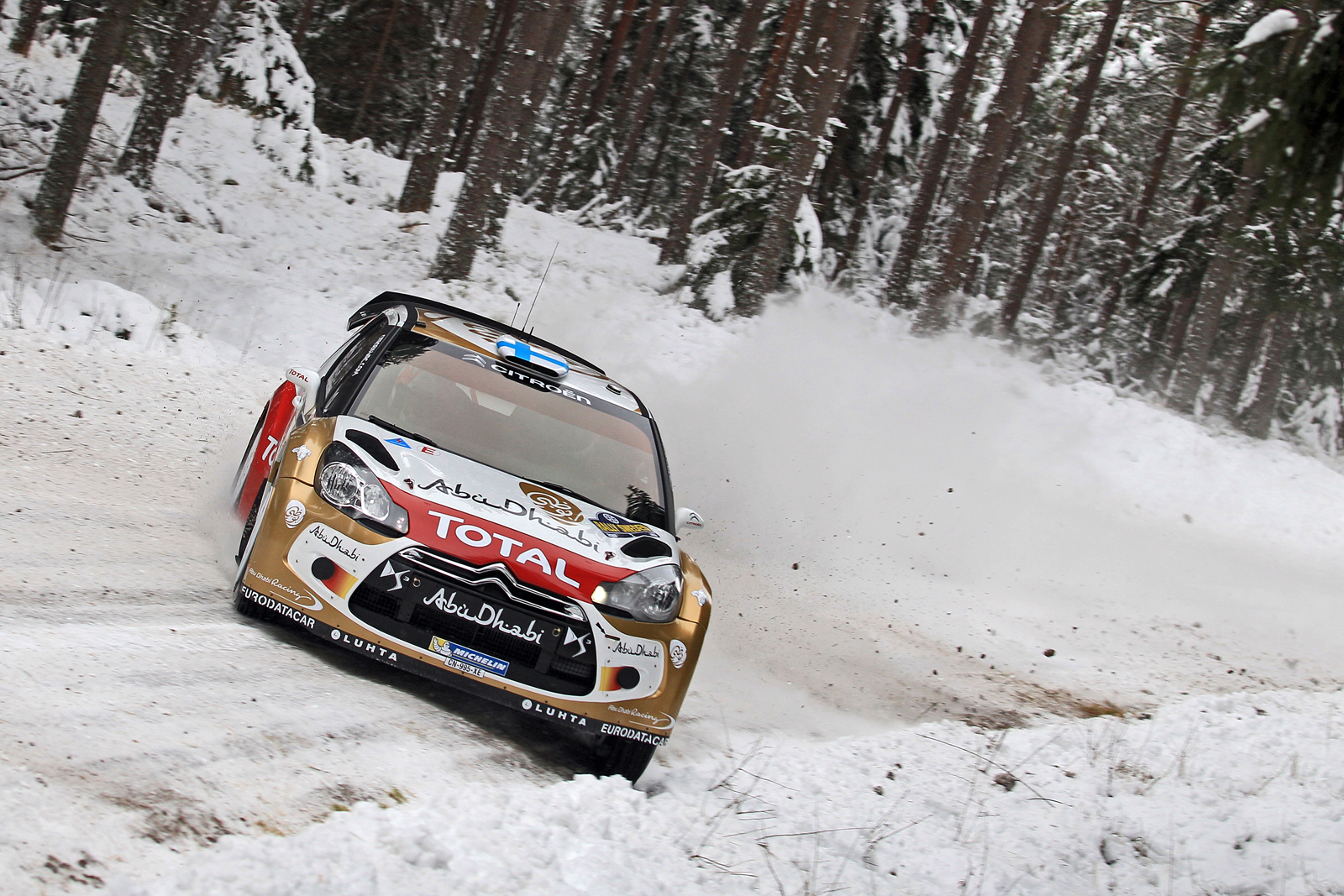 WORLD RALLY CHAMPIONSHIP 2013 - RALLYE SWEDEN