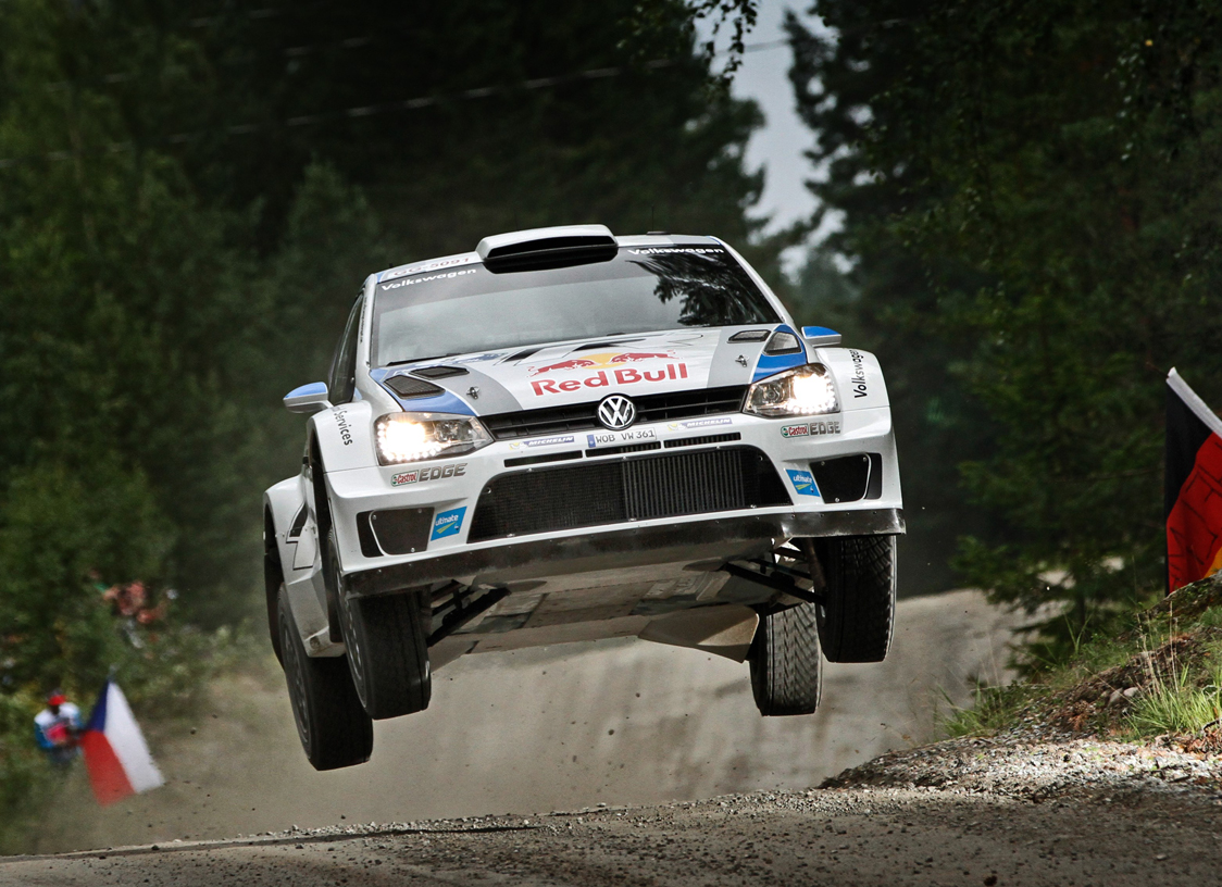 WORLD RALLY CHAMPIONSHIP 2013 - WRC FINLAND