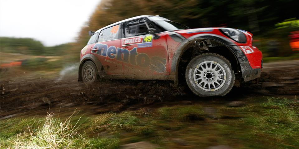 WALES RALLY GB IS OVER GORBAN HAS FINISHED THE RACE