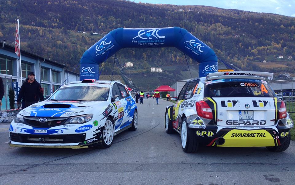 AIGNER, STOHL RACING & TEIN SHINE IN  SWITZERLAND