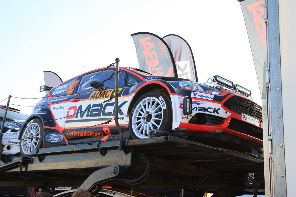 DMACK SEEKS HOME VICTORY WITH FAB FOUR