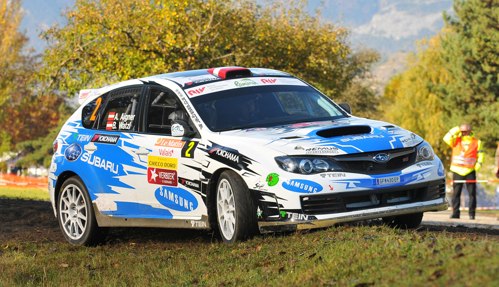 AIGNER AND TEIN VERY TRUSTED BY ANOTHER VICTORY IN VALAIS