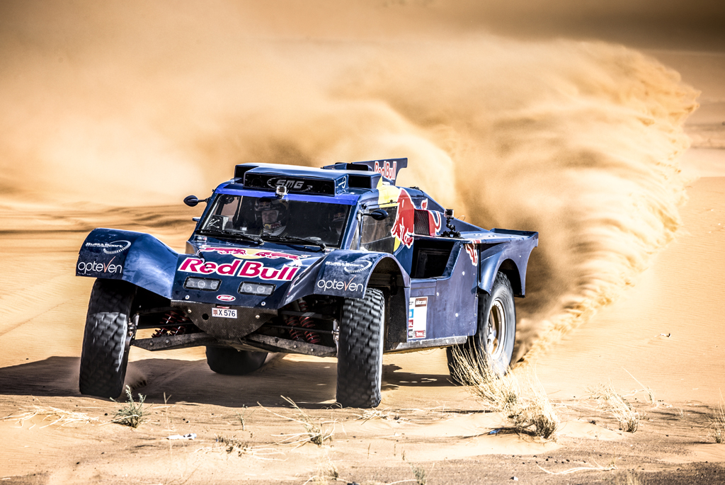 CARLOS SAINZ JOINS RED BULL SMG RALLY TEAM FOR DAKAR 2014