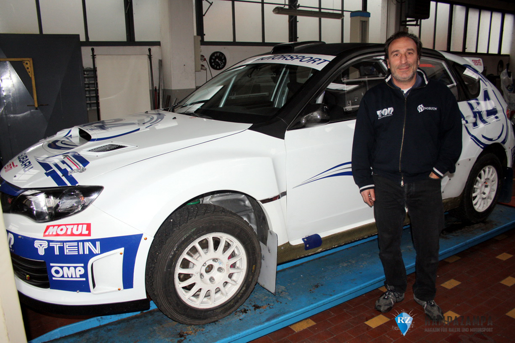 ALFONSO AGNELLO BY TOP RUN MOTORSPORT ITALY, INTERVIEW SPECIAL