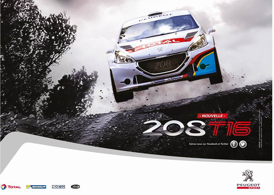CRAIG BREEN: ERC 2014 HERE I COME! MAYBE PEUGEOT 208 T16 R5