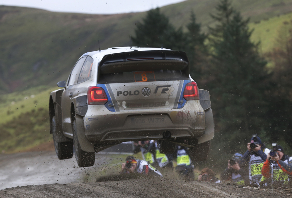 Rally Great Britain (Wales) 2013