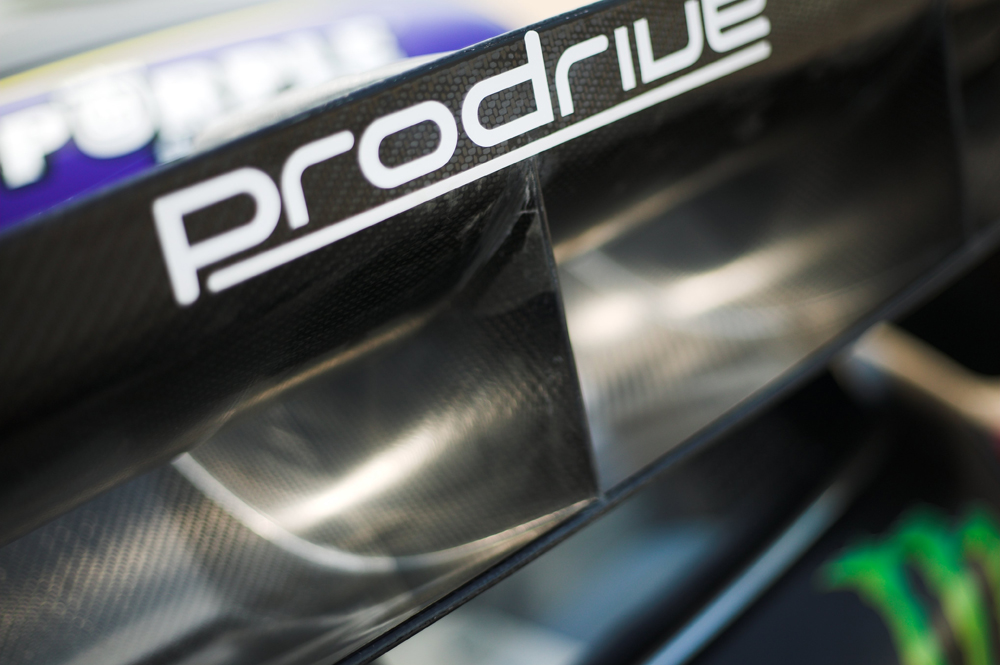 PRODRIVE DEVELOPS UNIQUE ACTIVE AERODYNAMIC SYSTEM FOR NEW SUPERCAR, DAKAR, WEC, WTCC OR WRC?