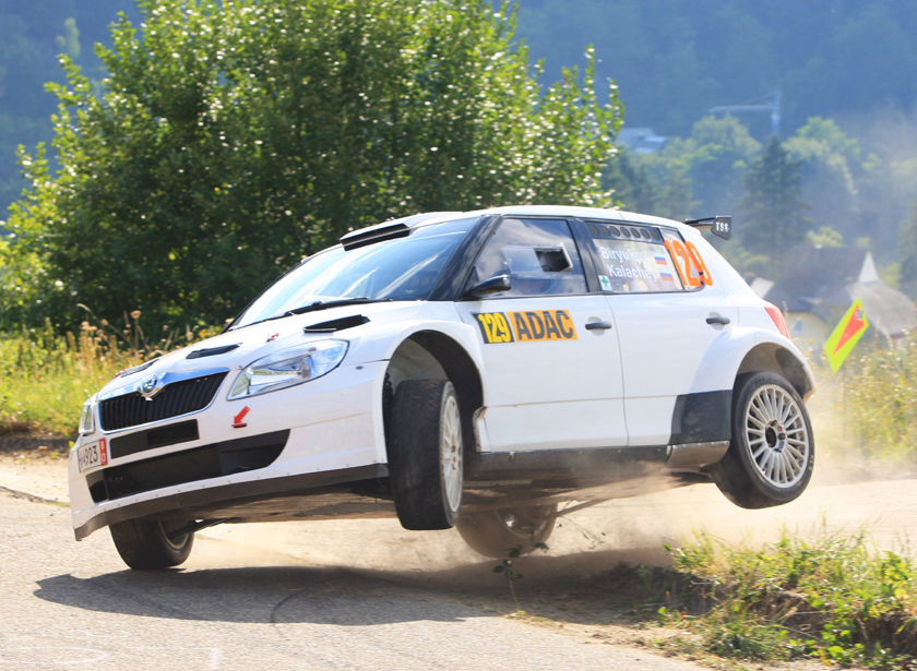 ŠKODA BY TGS TEAM 2013 / 2014 – FOR RENT TO ALL RALLYES AROUND THE WORLD WITH PROFESSIONAL TEAM TGS