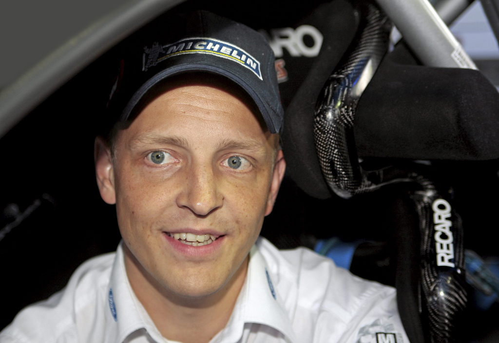 YOUTH AND EXPERIENCE: M-SPORT CONFIRM HIRVONEN AND EVANS FOR 2014