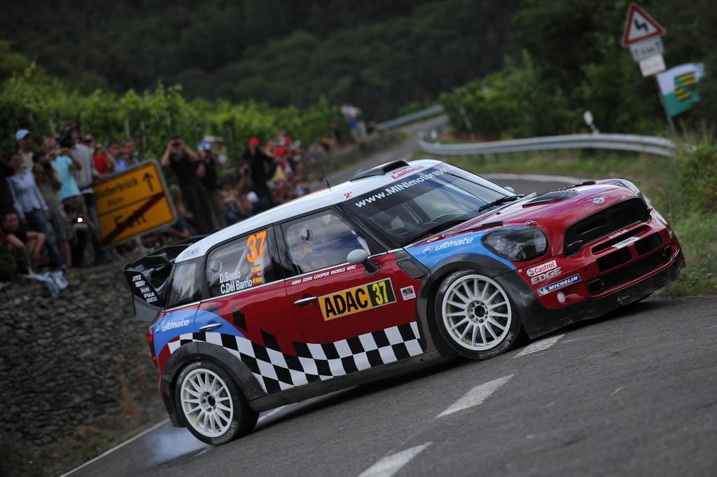 RALLY CARS FOR SALE: MINI JOHN COOPER WORKS WORLD RALLY CAR 01C BY PRODRIVE WRC TEAM