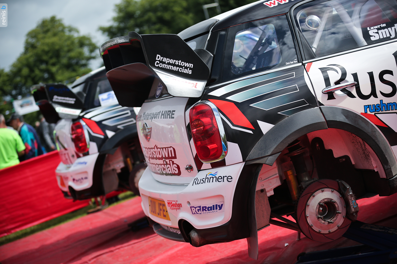 PRODRIVE MINI RALLY CARS FOR SALE A FULL 2013 / 2014 – RallyReportWRC