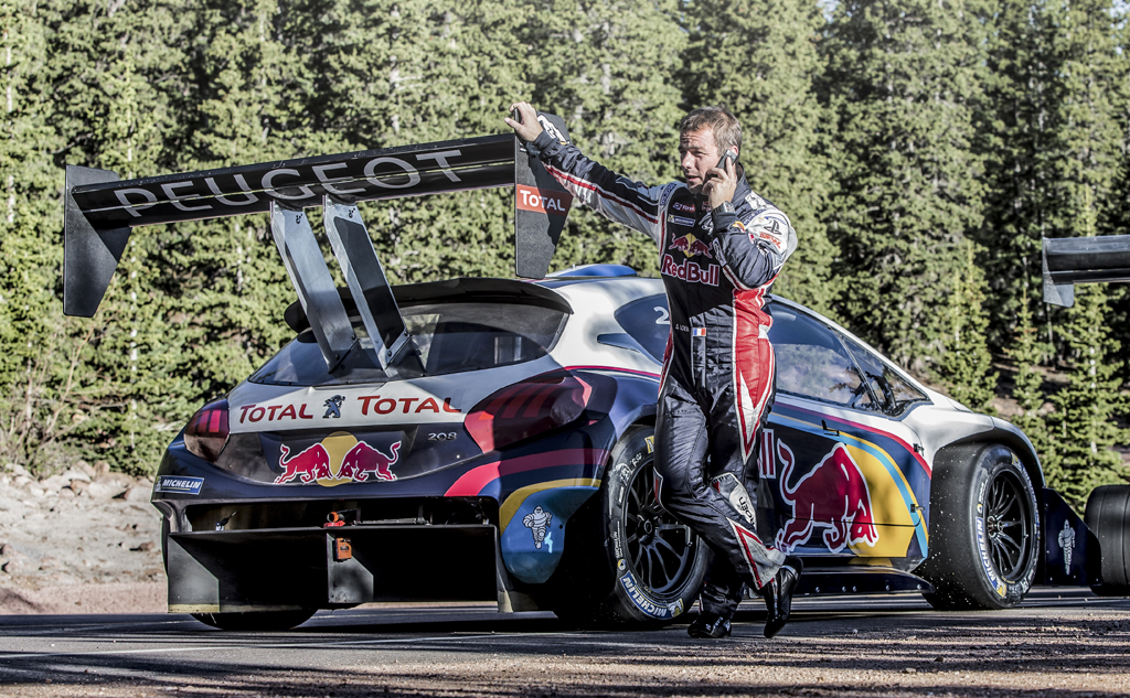 THE 208 T16 PIKES PEAK SCOOPS TWO AWARDS