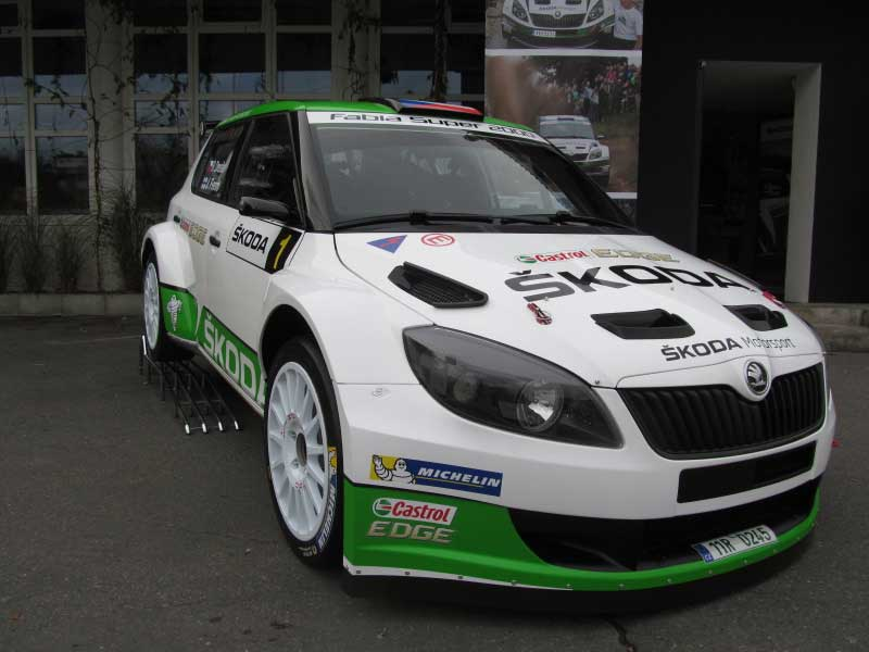 TGS TEAM FUTURE, SKODA FABIA R5 IN 2015?