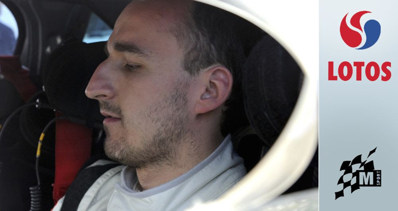 ROBERT KUBICA CONFIRMS 2014 CAMPAIGN