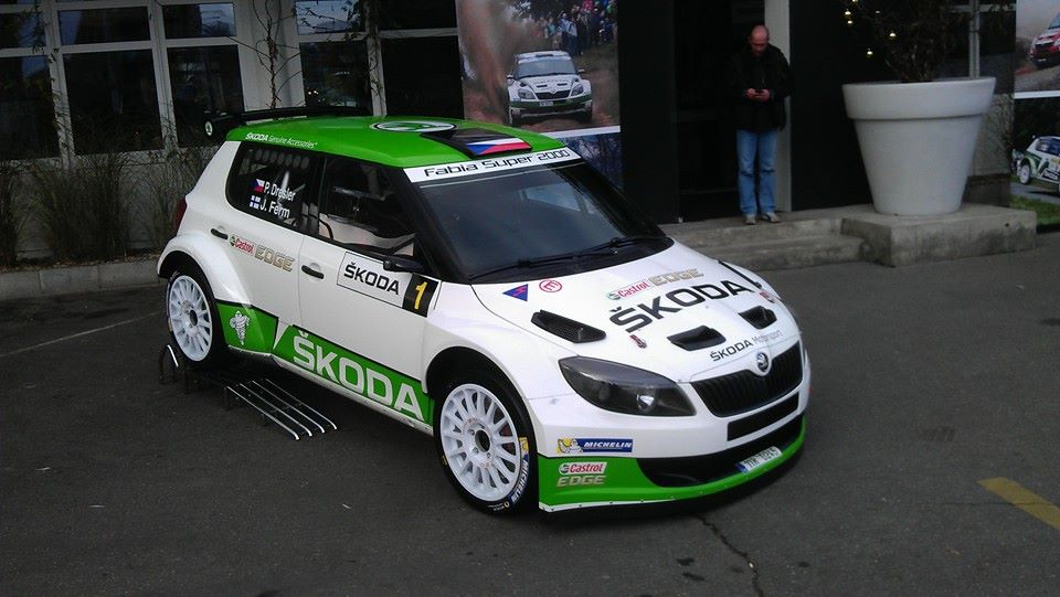 ŠKODA FABIA R5 TO BE ŠKODA'S NEW RACING CAR