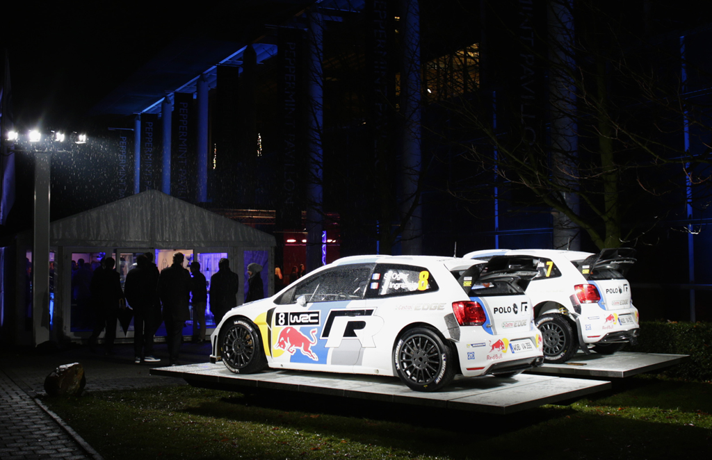 2013 World Rally Championship Party