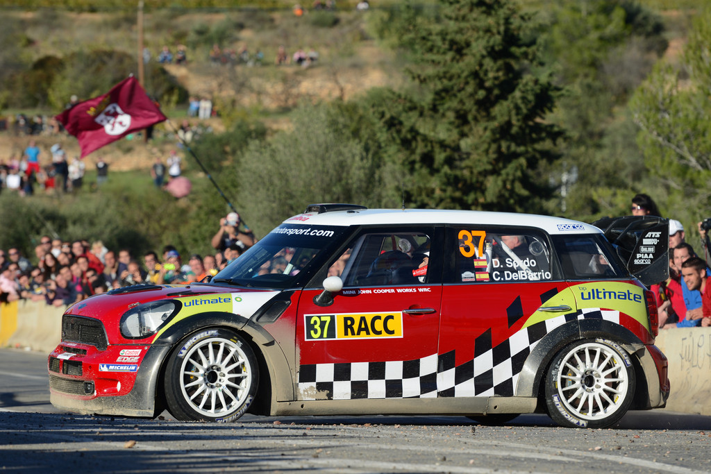 RALLY CARS FOR SALE: MINI JOHN COOPER WORKS WORLD RALLY CAR 01C BY ...