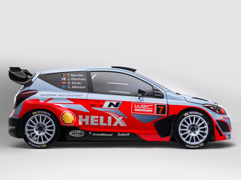 HYUNDAI MOTORSPORT ADDS HAYDEN PADDON TO ITS DRIVER LINE-UP