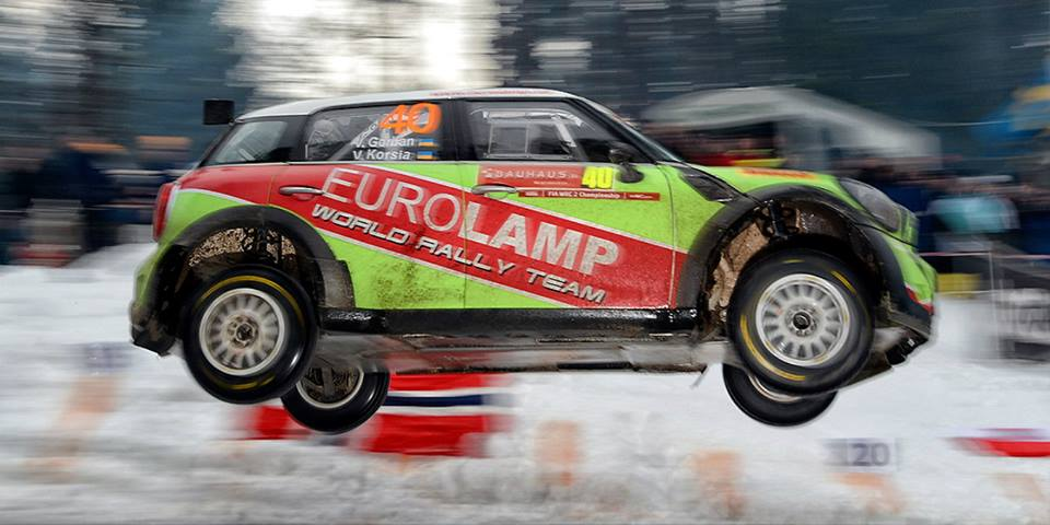 VALERIY GORBAN- INTERVIEW SPECIAL BY EUROLAMP WORLD RALLY TEAM