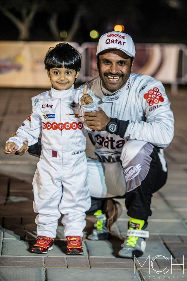 AL-QASSIMI PIPS AL-ATTIYAH TO FASTEST TIME  IN OPENING SUPER SPECIAL STAGE IN QATAR