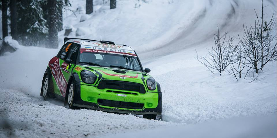 MINI EUROLAMP WORLD RALLY TEAM- RALLY SWEDEN- EVEN FASTER