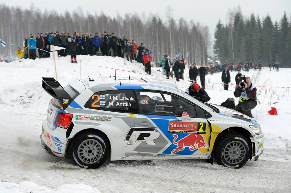 VOLKSWAGEN ONE-TWO IN SWEDEN – OLD HAND LATVALA PIPS YOUNGSTER MIKKELSEN