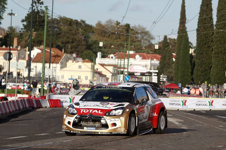 MADS ØSTBERG MIXING IT WITH THE LEADERS