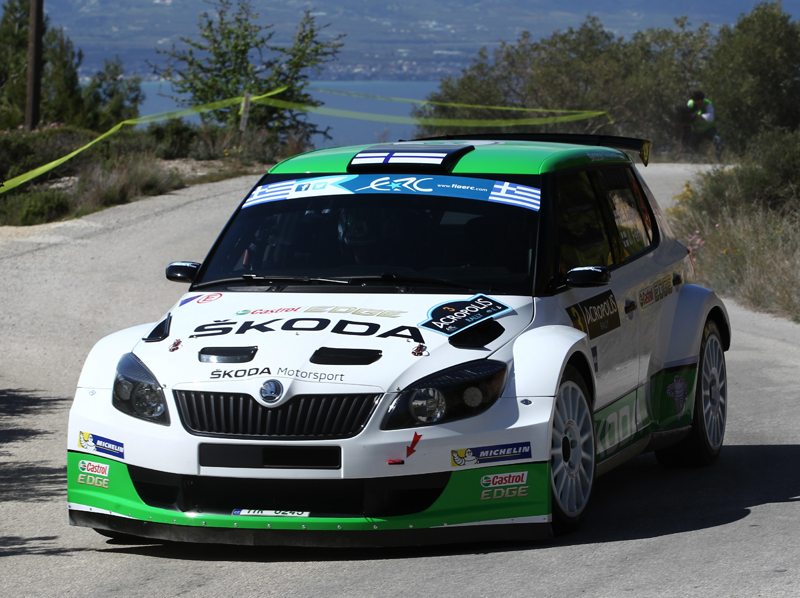 CIRCUIT OF IRELAND RALLY: ŠKODA DRIVERS AIMING FOR EASTER SURPRISE