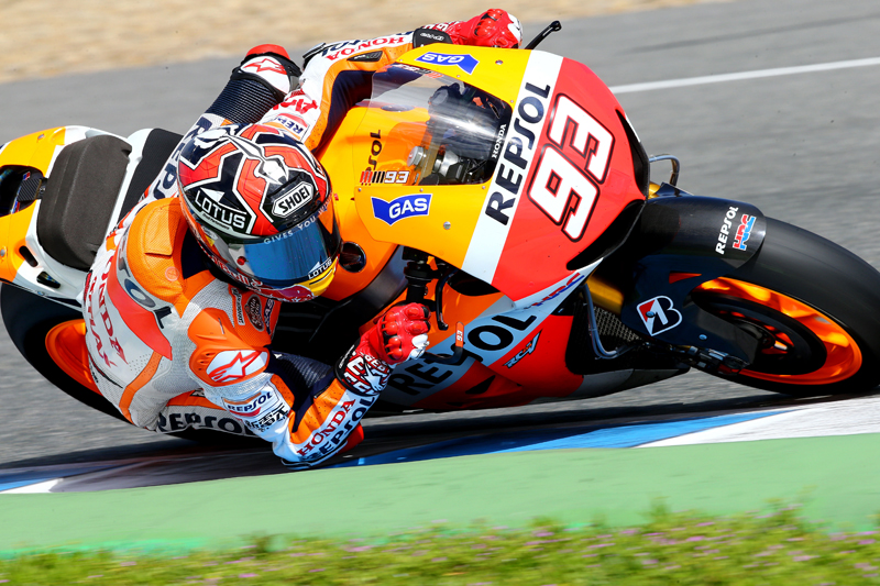 REPSOL HONDA TEAM HEADS TO JEREZ FIRING ON ALL CYLINDERS