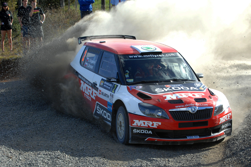 ONE-TWO VICTORY: ŠKODA CELEBRATES PERFECT START TO THE NEW APRC SEASON