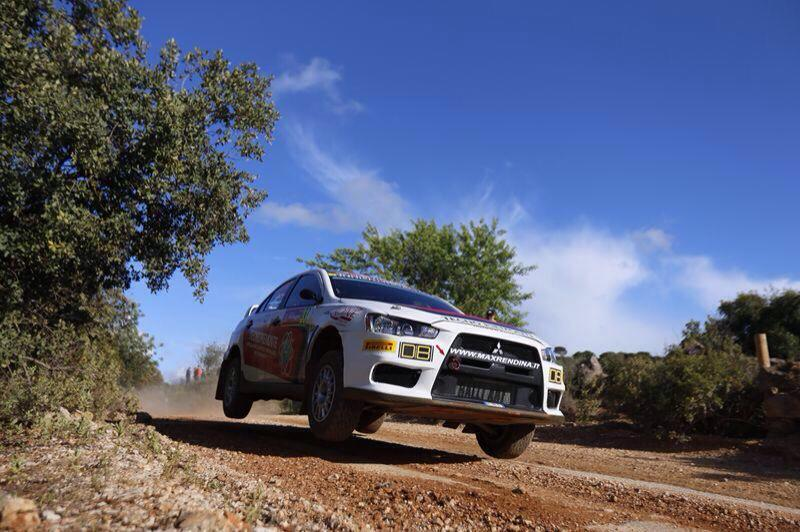 RALLIART ITALY: RALLY DE PORTUGAL DAY TWO BY MAX RENDINA