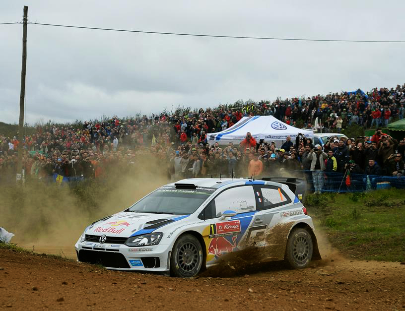 SIMPLY IRRESSISTIBLE: VOLKSWAGEN AND OGIER LEAD IN PORTUGAL