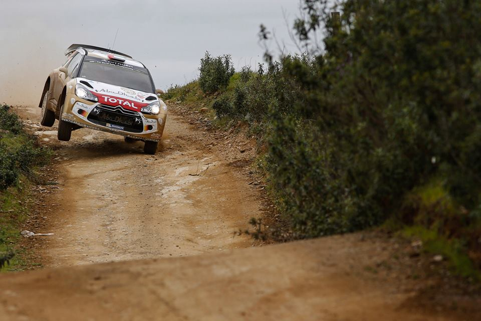 RALLY FEVER GRIPS ARGENTINA