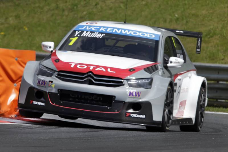 CITROËN RACING TOTAL WTCC TEAM BY MOSCOW RACEWAY-PREVIEW