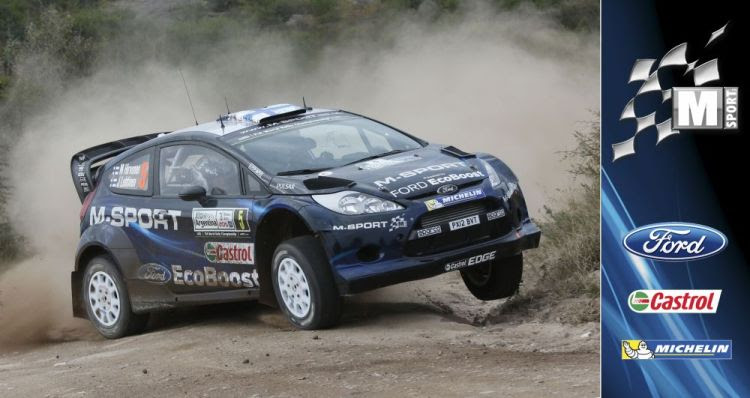 M-SPORT GEAR UP FOR ALGHERO
