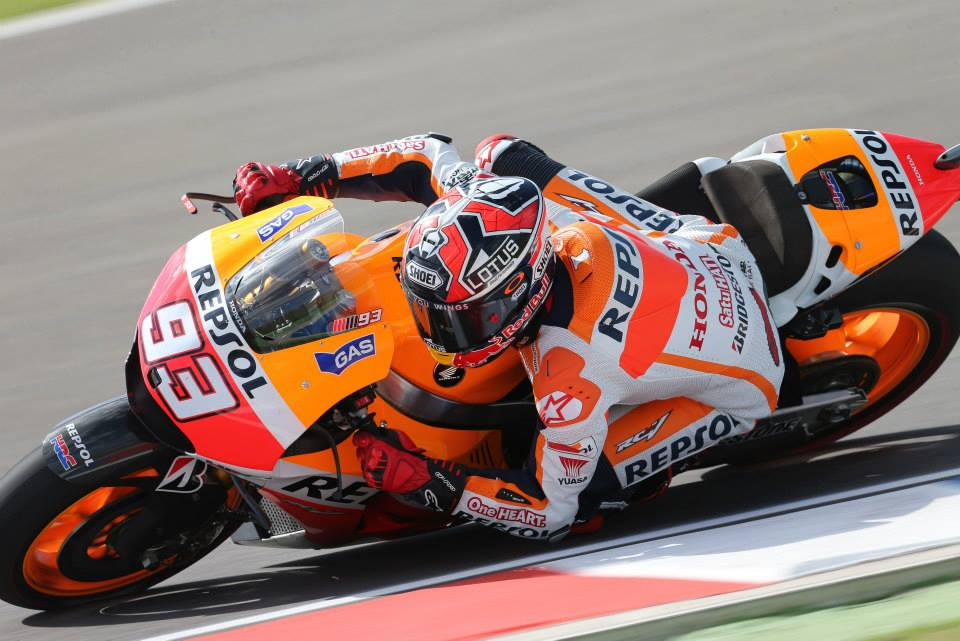 MARQUEZ AND PEDROSA HEAD HOME TO CATALUNYA