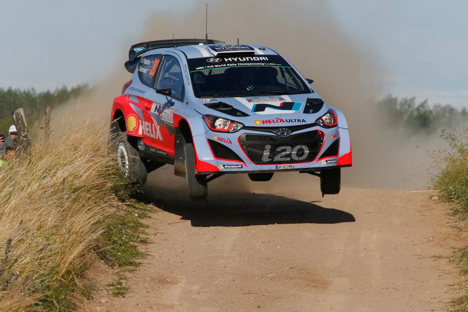 HYUNDAI SHELL WORLD RALLY TEAM: LOTOS RALLY POLAND WRC – REVIEW