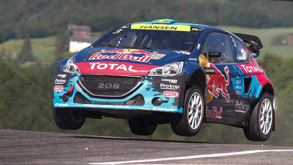 TEAM PEUGEOT-HANSEN EARN GOOD POINTS IN HELL