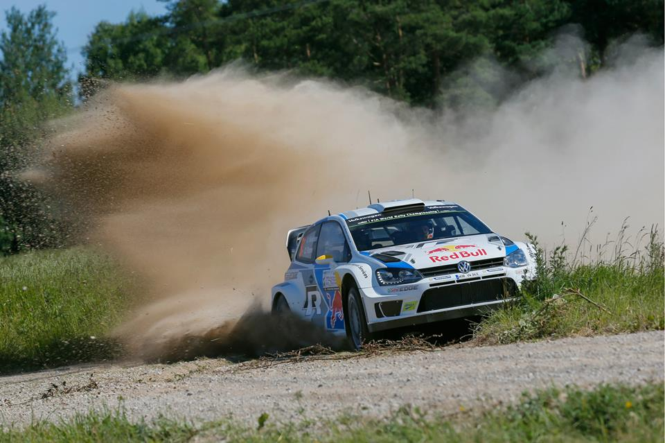 HIGH-SPEED DUEL – WORLD CHAMPION OGIER IN THE LEAD IN POLAND, AHEAD OF MIKKELSEN