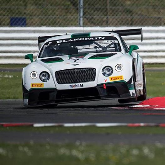 BENTLEY M-SPORT RACING-CONTINENTAL GT3 SET FOR PAUL RICARD CHALLENGE