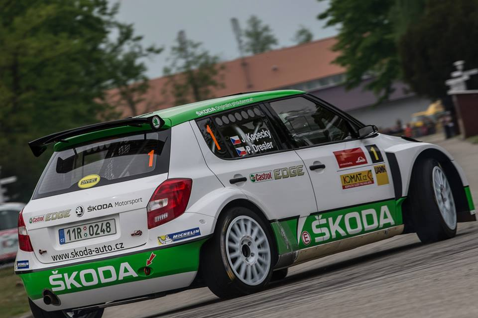 50TH YPRES RALLY: ŠKODA DRIVERS LOOKING FORWARS TO ANNIVERSARY IN BELGIUM
