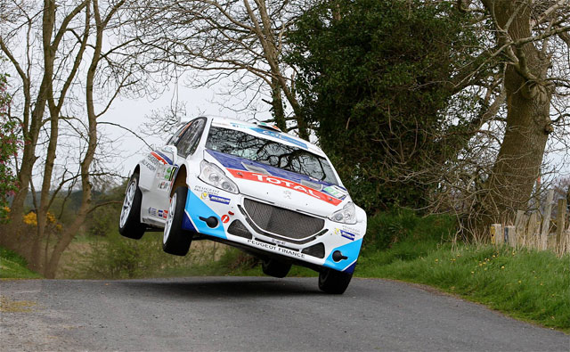 ERC GEKO YPRES RALLY 2014: A NOT-TO MISSED FIXTURE! BY PEUGEOT 208 T16 R5