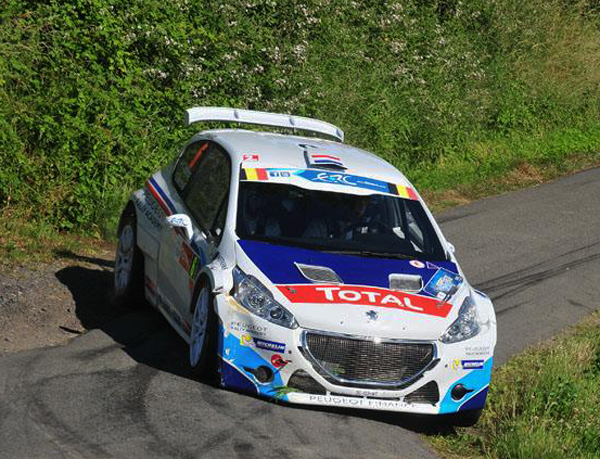 ABBRING HEADS YPRES MASTER LOIX ON ACTION-PACKED ERC COUNTER