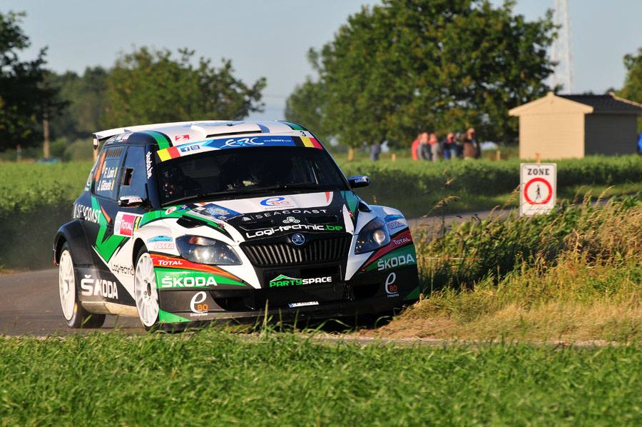 ERC GLORY FOR FAST FREDDY LOIX IN YPRES