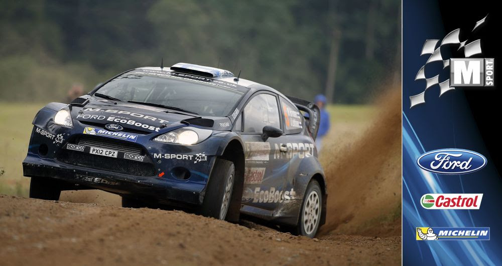 M-SPORT WORLD RALLY TEAM: LOTOS RALLY POLAND WRC – REVIEW