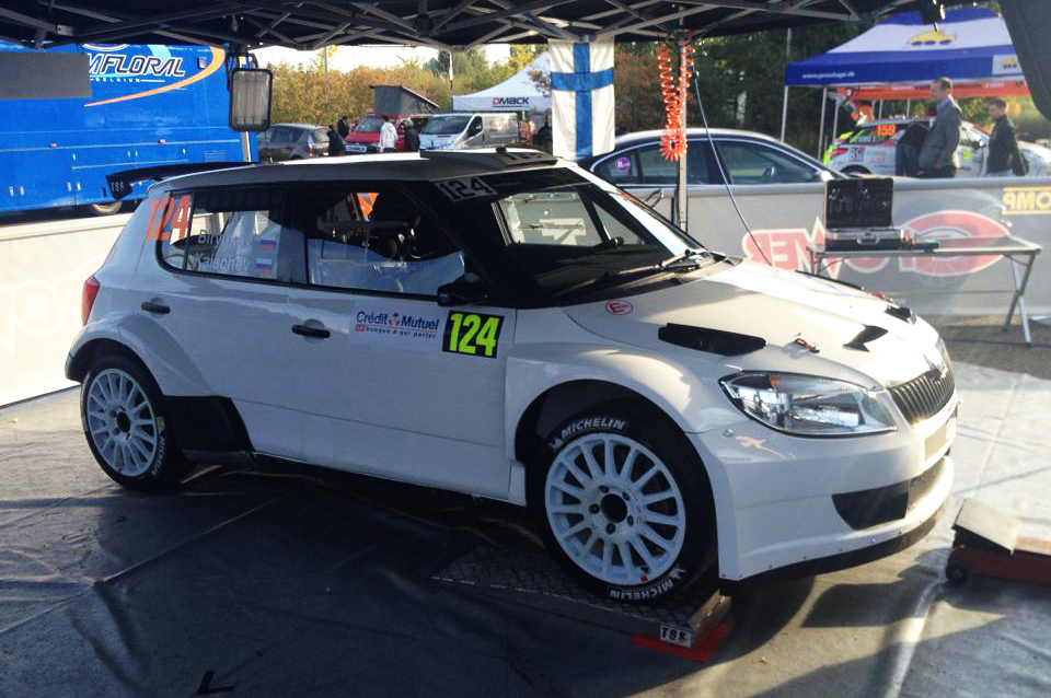 ŠKODA FABIA S2000 FOR RENT TO ALL EVENTS AROUND THE WORLD