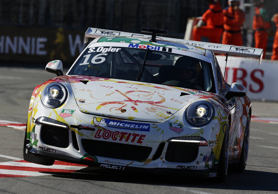 SUPER SÉB IN THE PORSCHE MOBIL 1 SUPERCUP – SPIELBERG OUTING FOR WORLD RALLY CHAMPION OGIER
