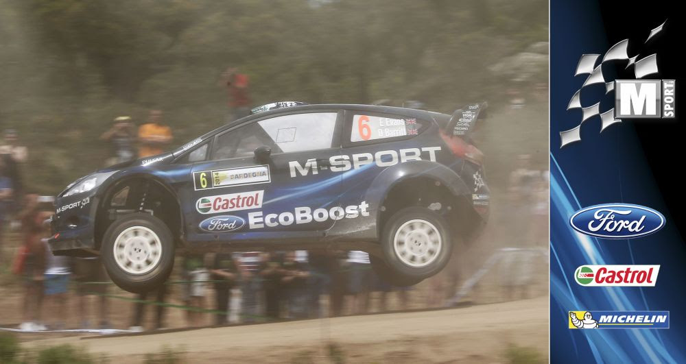 MIXED EMOTIONS FOR M-SPORT